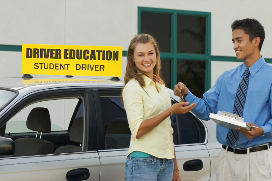 driver education student photo